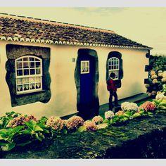 Terceira, Açores casa típica