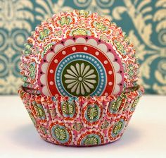 Aaahhhh gorgeous cupcake wrappers