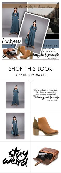"""""""Luckywu"""" by janee-oss ❤ liked on Polyvore featuring Miista, women's clothing, women's fashion, women, female, woman, misses and juniors"""