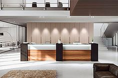 Formica 180fx 3460 90 calacatta marble now offered in shiny gloss finish formica - Banco reception ikea ...