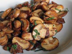 Секретный рецепт приготовления идеальных грибов!