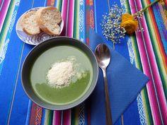 Sopa de Espinacas, la preferida de Popeye