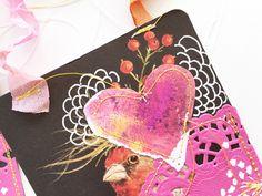 Upcycled Bird Valentines — R A E M I S S I G M A N