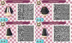 Chiaki Nanami QR Code (Super Dangan Ronpa 2)