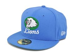 Japanese NPB (Nippon Professional Baseball) team the Saitama Seibu Lions have added a new cap to the on-going history of New Era fitteds.