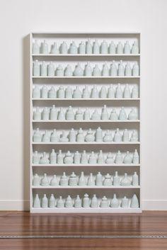 이기자, 한국 <담다,2012>/ Giza Lee, Korea <Put Into, 2012> / 110 × 15 × 180