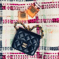 Is it weird if we throw a shower for this itty-bitty baby CHANEL? #ASCResale