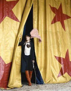 PHOTOGRAPHY:  circus