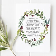 Items similar to If you get tired learn to rest not to quit - Encouragement print - Be kind to yourself - Self love - Fitness Quotes on Etsy Ascension Of Jesus, Go And Make Disciples, End Of The Age, Matthew 28, Lamentations, Word Of Advice, Be Kind To Yourself, Craft Sale, Faith Quotes