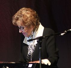 Cape Breton pianist, Maybelle Chisholm performs at 'Pure Celtic Heart' at the Celtic Colours International Music Festival in Cape Breton, Nova Scotia.  Pure Celtic Heart was in her honour!!