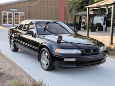 Bid for the chance to own a 1993 Acura Legend Coupe at auction with Bring a Trailer, the home of the best vintage and classic cars online. Acura Rsx Type S, Acura Tl, Honda Legend, Mercedes E Class, Honda Motors, Nissan 300zx, Racing Events, Sport Seats, Nsx