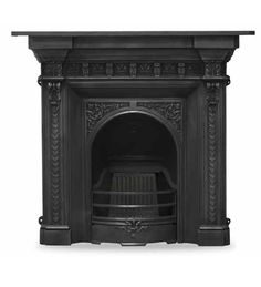 Melrose Cast Iron Combination, from Carron Fireplaces