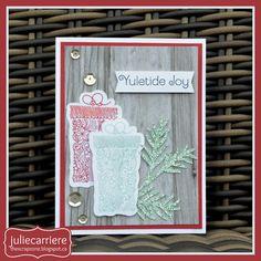 CTMH Yuletide Joy Christmas cards