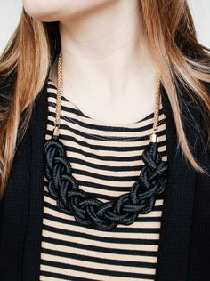 Cora Rope Necklace $24