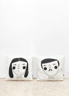 Cushion Covers by Depeapa on Etsy