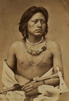 Fox On The War Path - Pawnee - 1867