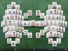 Mahjong iPad App