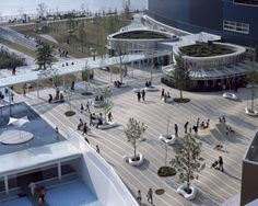 LaLaport Toyosu by EARTHSCAPE