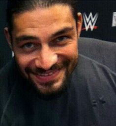 My beautiful sweet angel Roman . Your smile is the sunshine of my heart and so are you my angle . I love you to the moon and the stars and back again my love Roman Reigns Smile, Wwe Roman Reigns, Roman Quotes, First Spear, Roman Regins, Wwe Superstar Roman Reigns, Best Wrestlers, Love Your Smile, Wwe World