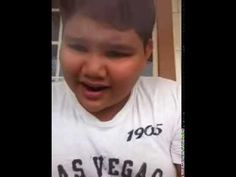 Fat Kid Singing Let it Go Snot Booger Goes Viral soooooooooo funny