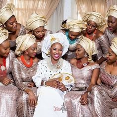 Irresistibly Ravishing: Gorgeous and Classy Aso-Ebi Styles Like You Have Never Seen Before - Wedding Digest Naija