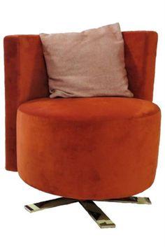 Möbelschweiz Product Pick: Stega® | Café Chair von Erlacher Polster #interiordesign #architecture #interior #decor #homedecor #interiors #furniture #creative #homedesign #lifestyle #orange #funky #soft #color #colourful Home Design, Interior S, Interior Design, Cafe Chairs, Accent Chairs, Inspiration, Furniture, Orange, Architecture