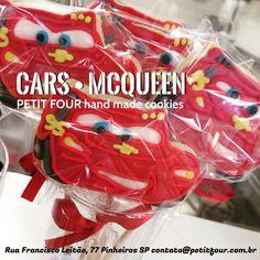 McQueen cookies