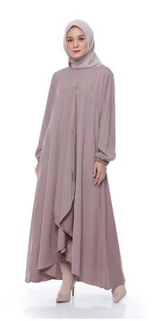 Mimamim Marzia Dress #bajumuslim #abaya #abayafashion #gamis #gamismurah #gamissyari #gamiscantik #abayastyle #muslimfashion #muslimdress #afflink #fashion #elegantabaya #longsleeves #dresses #muslimfashion #islamicfashion #modestfashion #modestclothing #modestdress #islamicclothing#abayafashion #womensfashion #jubah #busanamuslim #gamismuslimah #dressmuslim #elbise #modelleri #hijabfashion #modernabaya #hijaboutfit #hijabdress Modesty Fashion, Abaya Fashion, Fashion Dresses, Modest Dresses, Modest Outfits, Modest Clothing, Moslem Fashion, Hijab Style Dress, Dress Pesta