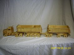 michigan gravel train dump - by dorielwooden @ LumberJocks.com ~ woodworking community