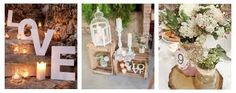 Aquí te dejamos varias ideas de decoración de bodas low cost y DIY. Si queires conocer todas las tendencias en bodas no dejes de visitar nuestra página web.