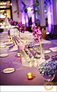 This looks beautiful, and I love how purple looks like with White! :)