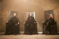 Breaking Dawn. The Volturi