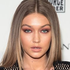 Gigi Hadid Will Make You Want PinkEyeshadow   Daily Makeover