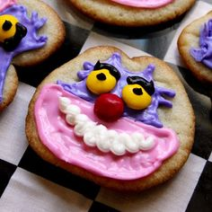 Cheshire Cat Cookies!