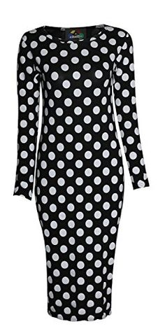 Forever Womens Long Sleeves Printed Bodycon Long Stretchy... amazon.com