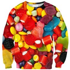 Candy Store Sweater – Shelfies - Outrageous Clothing