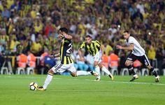 FB 2-1 BJK Giuliano'nun penaltı vuruşu.