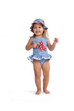 Mud Pie Boathouse Baby Lobster Swimsuit linens!#joescrabshack