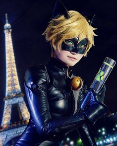 kimpa - Chat Noir cosplay photo | Cure WorldCosplay