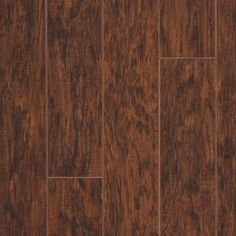 Hampton Bay Enderbury Hickory 8mm Thick x 5- 3/8 in. Wide x 47-6/8 in. Length Laminate Flooring (25.19 sq. ft. / case)-367551-00089 at The Home Depot