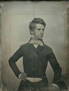 Governor Nathaniel P. Banks (ca. 1852)