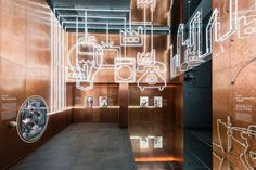 Hanergy Clean Energy Exhibition Center by TRIAD China, Beijing – China » Retail Design Blog: