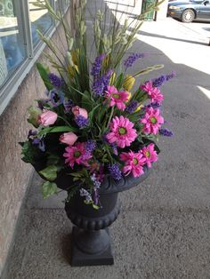 Urn Decorations For Spring Custom Hollywood Summer Urn Spring & Summer Planters