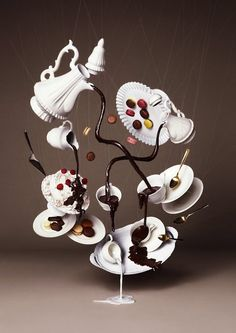 For my Mad Tea Party.  Must invite Alice!
