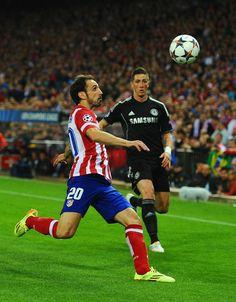 Fernando Torres - Club Atletico de Madrid v Chelsea