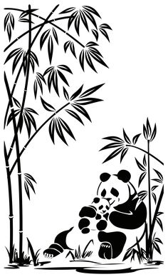 Stencil Patterns, Stencil Painting, Stencil Designs, Paint Designs, Art Drawings Sketches, Cute Drawings, Wall Painting Decor, Wall Art, Photographie Street Art
