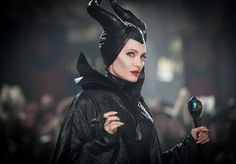 Angelina Jolie #Maleficent #Disney
