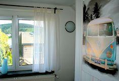 Schießbergblick Curtains, Home Decor, Bedroom, Homemade Home Decor, Interior Design, Home Interiors, Decoration Home, Window Scarf, Drapes Curtains