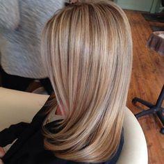 cool Красивые русые волосы: основные цвета, оттенки и варианты мелирования (50 фото) Читай больше http://avrorra.com/rysie-volosi-cvet-foto/