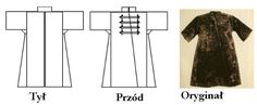 delia / ferezja Sewing Tips, Sewing Hacks, Poland, Couture, Outfits, Suits, Haute Couture, Kleding, Outfit